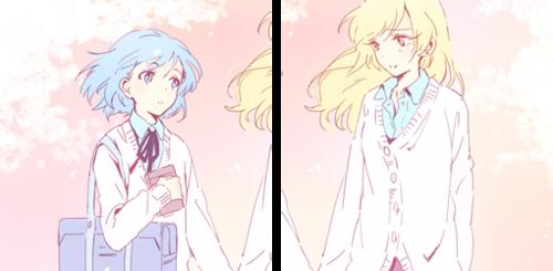 matching anime icons