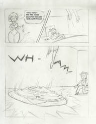 Geshi's First Heist (Page 4) by RobotHobo64