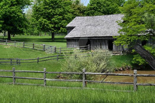 Missouri Town 1855 - 01