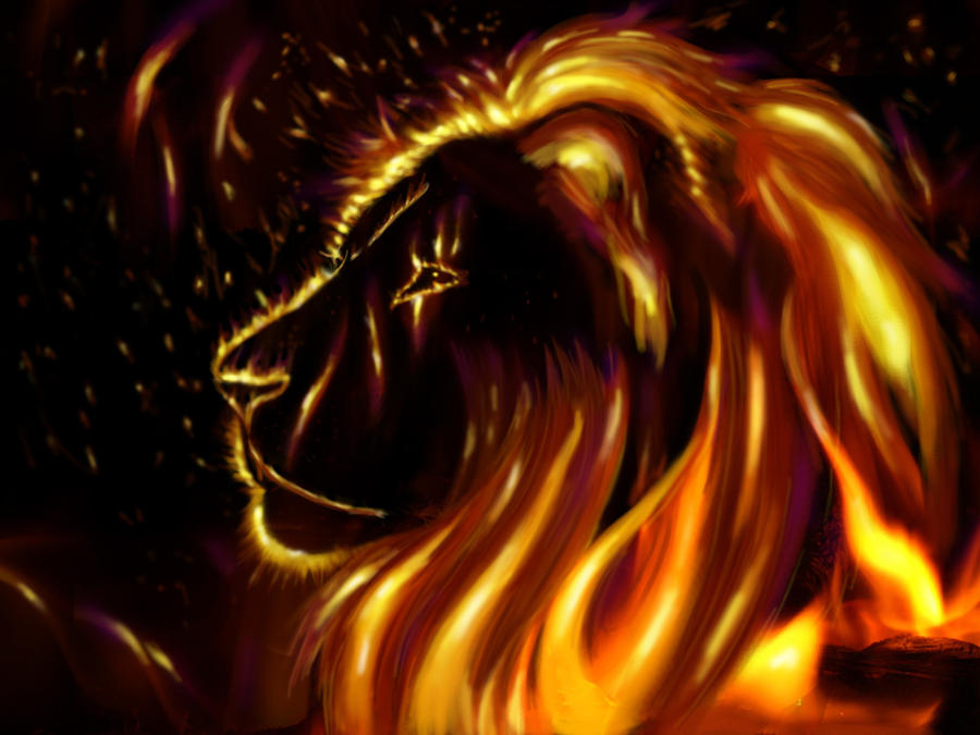 Lions On Fire | New Calendar Template Site