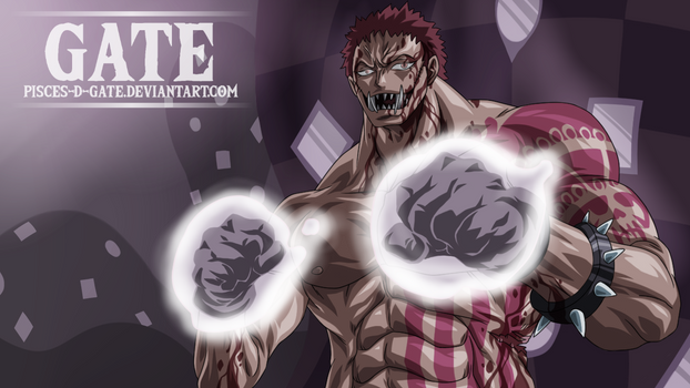 One Piece Scan 893 - Charlotte Katakuri