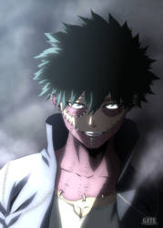 My Hero Academia Chapter 190 - Dabi