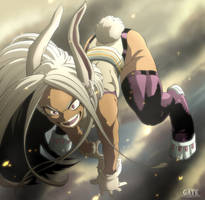 My Hero Academia Chapter 191 - Miruko