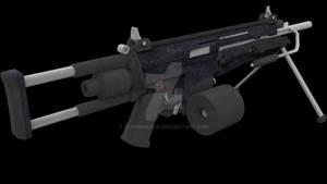 Raven's Nest Squad Automatic Weapon(SAW)