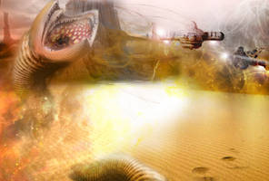 Dune Melange Storm by Masiar