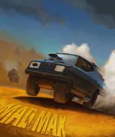 Interceptor- Mad Max