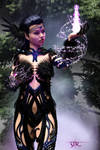 Raven Goddess - It's a kind of magic