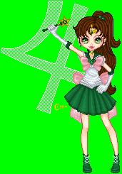 Sailor Jupiter by xMistress9
