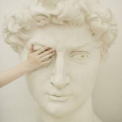 sculpted head by avroragum
