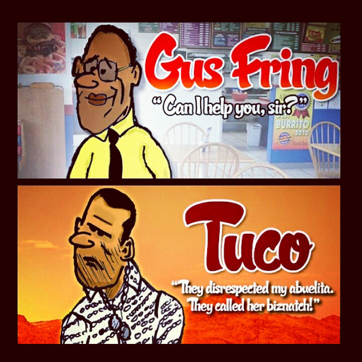 Breaking bad gus fring tuco comic by boamulder on - Mobles tuco ...