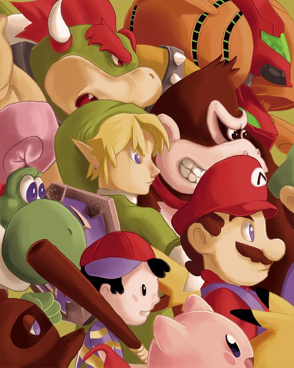 Nintendo Fun by Olsonmabob