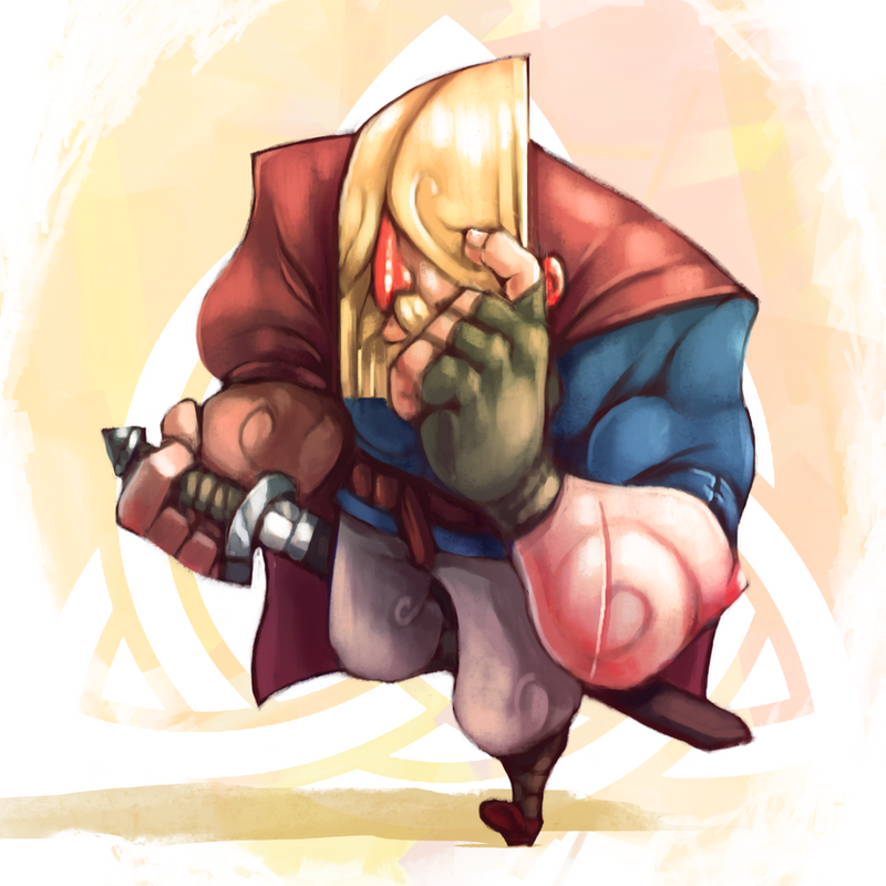 Nordic Warrior by Olsonmabob