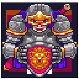 Knight Badge by Olsonmabob