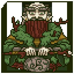 Druid Badge by Olsonmabob