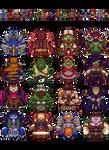 Pixel RPG Classes