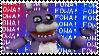 Bonnie FOWA Stamp by Austin624fan