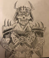 Crossover #3 Perfect Shao Kahn by Austin624fan