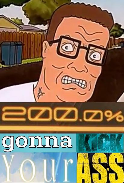 200% Mad Meme-Hank Hill by Austin624fan on DeviantArt