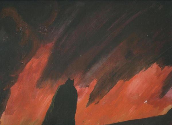 Batman by Caranth