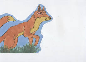 Fox by Caranth