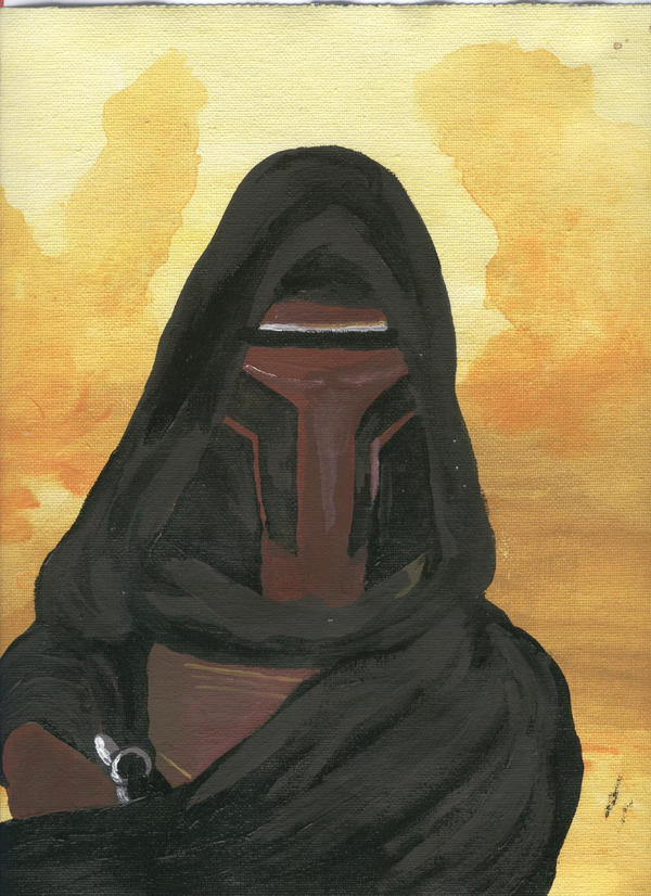 Darth Revan by Caranth