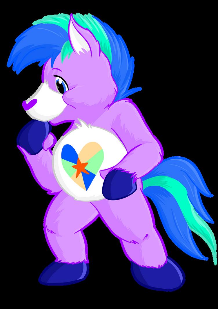 Noble Heart Horse by CrazyWackyBonkerz