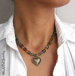 Erzulie Necklace by IdolRebel