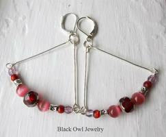 Yuga Swing earrings by IdolRebel