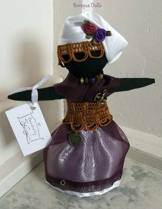 Corazon Gitano doll by IdolRebel