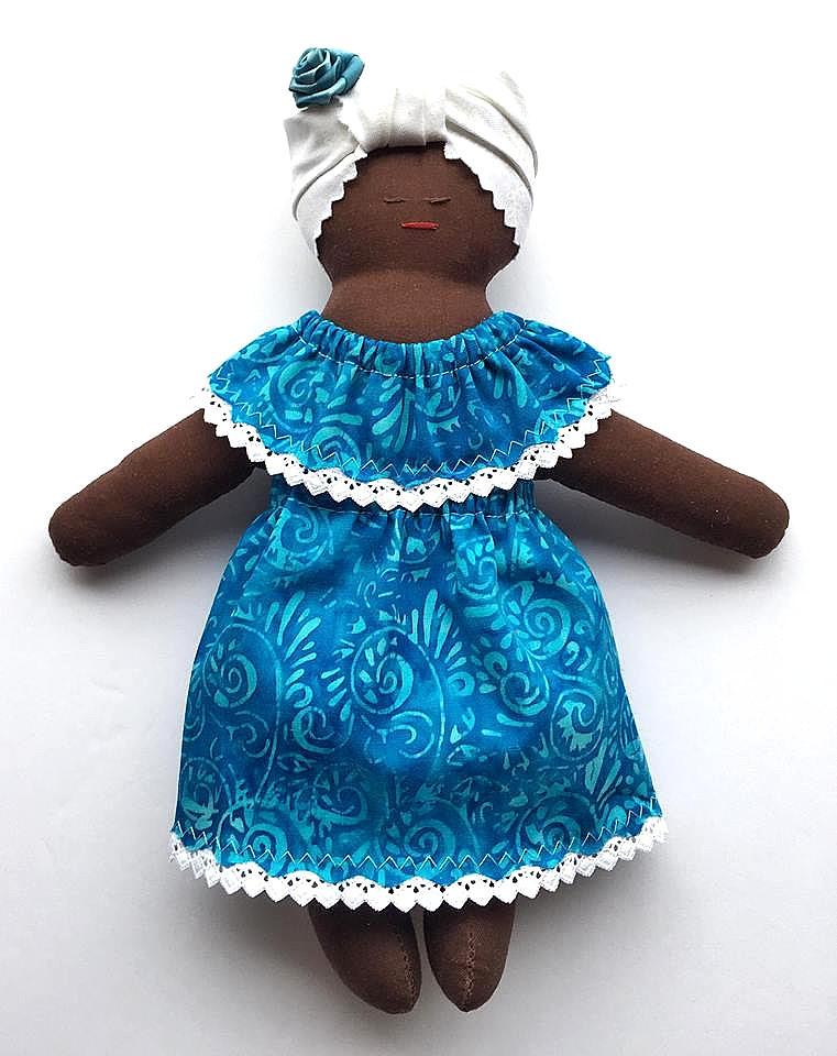 Jibarita de Yemaya Doll by IdolRebel
