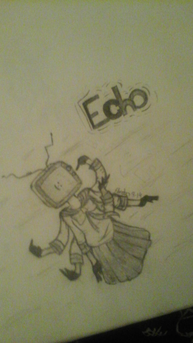 E C H O by xXxFaiyaDreamzxXx