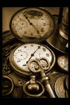 Distortions of Time by Forestina-Fotos