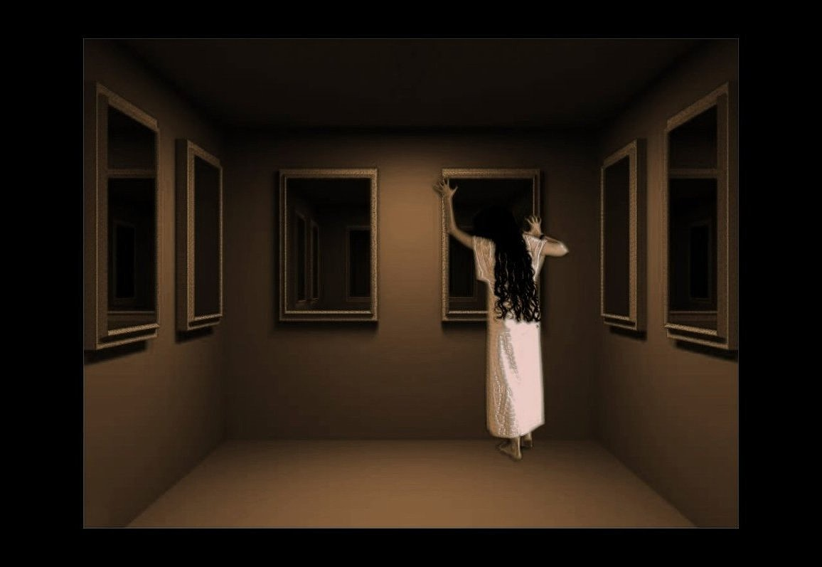 The Mirror Room by Forestina Fotos  The Mirror Room by Forestina Fotos on  DeviantArt. Mirrors Room