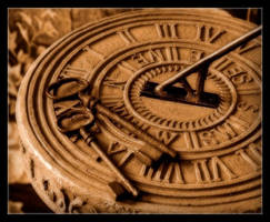 The Keys of Time by Forestina-Fotos