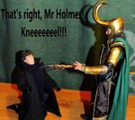 Sherlock And Loki