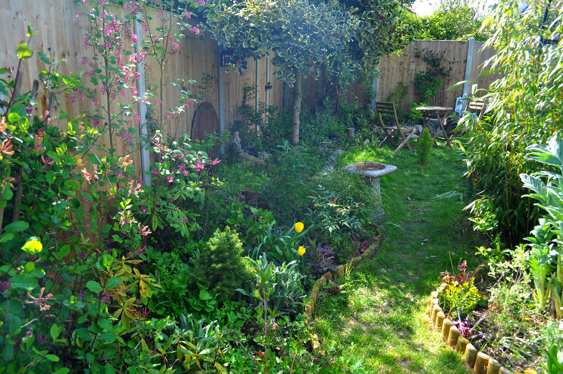 My Enchanted Garden 3 By Forestina Fotos On DeviantArt