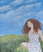 Head in the Clouds - work in progress by Forestina-Fotos