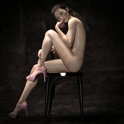 Sitting by paulus99