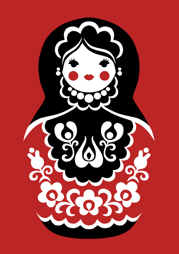 Matryoshka by T-Nelly