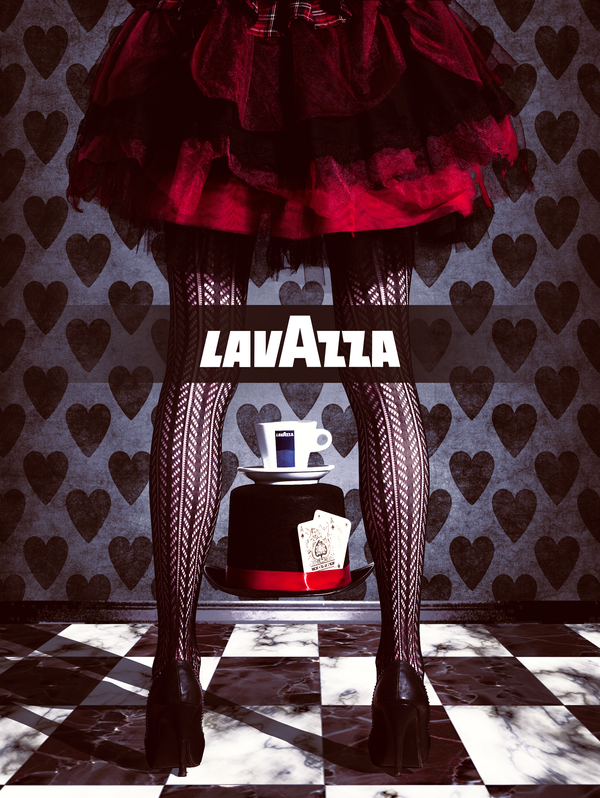 Alice in Lavazza by T-Nelly