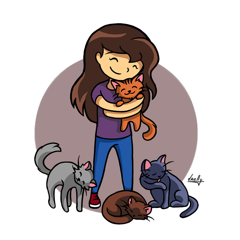 Caturday by T-Nelly