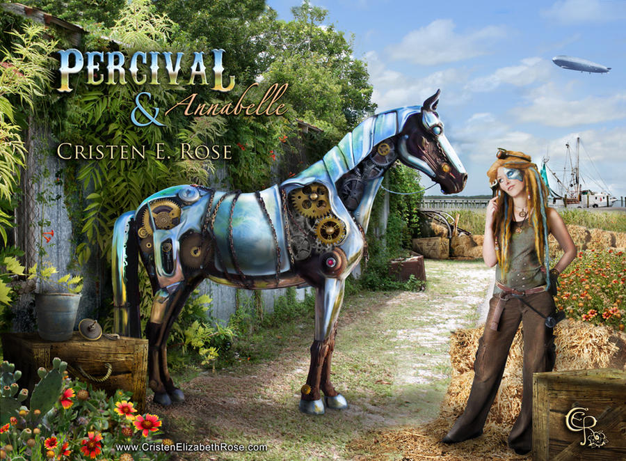 Percival and Annabelle by CERose