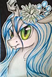 Chrysalis by Gianttalkinghorse