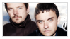 De Eneste To stamp by angel-athena