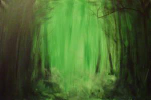 Misty forest by Danas79