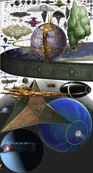 Starship Size Comparison Chart new