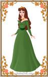 Briar Rose, regular clothes