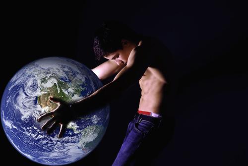 Georg Smole: Guardian of Earth by Fb1414