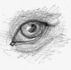 Random eye by 3turnern