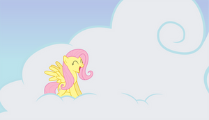 Kindness on a Cloud by LazyPixel